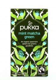 Tè Verde con Menta - Mint Matcha Green