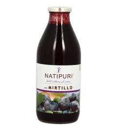 Succo Biologico di Mirtillo 750 ml