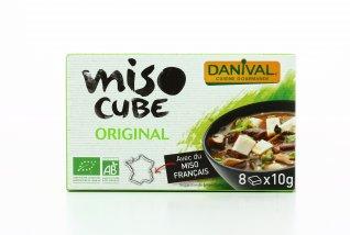 Preparato per Brodo Vegetale a base di Miso d'Orzo - Miso Cube