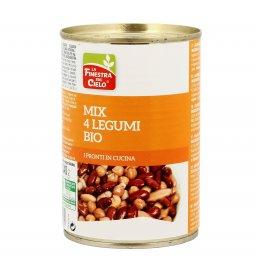 Mix 4 Legumi Bio