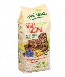 Mix per Prodotto da Forno Senza Glutine - Avena e Semi Misti