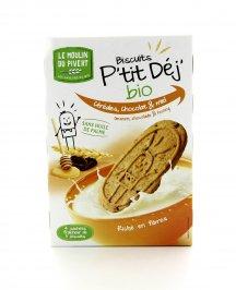 Pìtit Dej' - Biscotti ai Cereali, Cioccolato e Miele