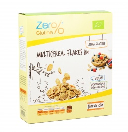 Multicereals Flakes Bio - Senza Glutine