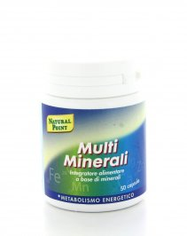 Multiminerali - 50 Capsule