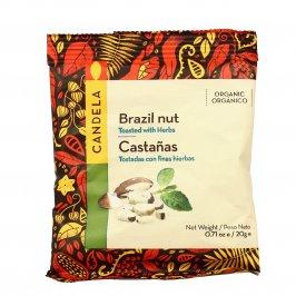 Noce del Brasile Tostate con Erbe Aromatiche