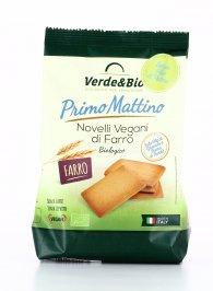 Biscotti Biologici Vegani al Farro