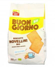 Biscotti Novellini di Frumento - Buongiorno Bio