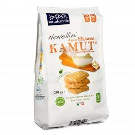 Biscotti Novellini KAMUT® - grano khorasan