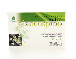 Nutra Biancospino - 60 Capsule