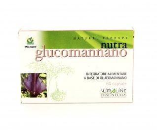 Nutra Glucomannano - 60 Capsule