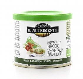 Preparato per Brodo Vegetale Granulare