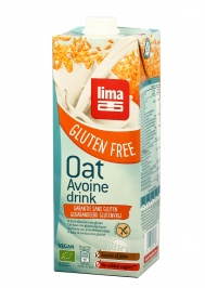 Bevanda di Avena Senza Glutine - Oat Avoine Drink