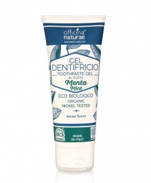 Gel Dentifricio Menta