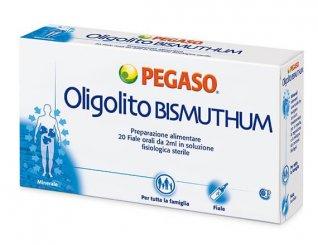 Oligolito Bismuthum - 20 fiale