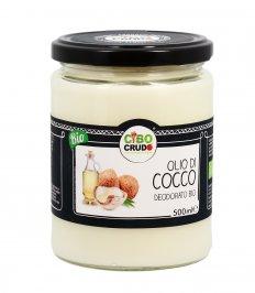 Olio di Cocco Deodorato Bio