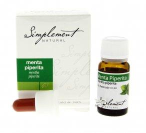 Olio Essenziale di Menta Piperita - 10 ml.