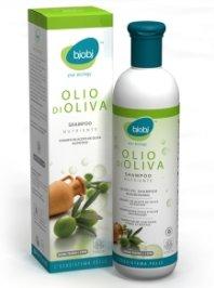 Shampoo Nutriente all'Olio di Oliva