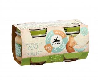 Omogeneizzato di Pera e Yogurt