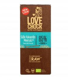 Cioccolato Fondente con Fave di Cacao e Sale
