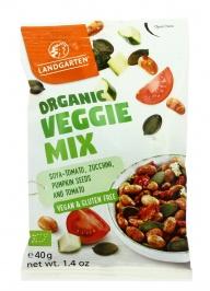 Mix Semi Tostati e Verdura - Organic Veggie Mix