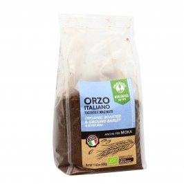 ORZO TOSTATO E MACINATO BIOLOGICO Senza caffeina e con orzo italiano. Per orziera e moka                                                              Probios