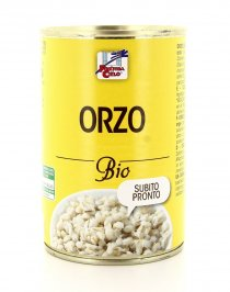 Orzo Biologico in Lattina