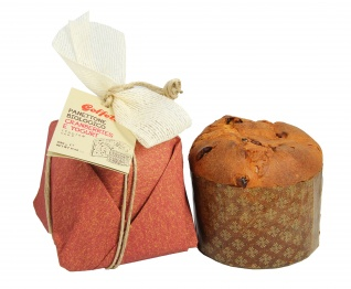 Panettone Biologico Cranberries e Yogurt