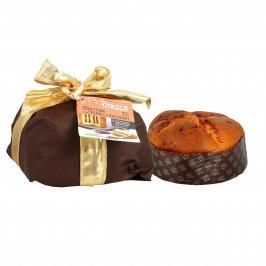 Panettone Bio con Crema al Cioccolato