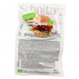 Panini di Mais Senza Glutine - Hamburger Buns