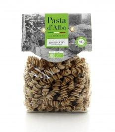 GLUTEN FREE - FUSILLI DI AMARANTO Gluten Free - Fusilli di Amaranto di Pasta D'alba