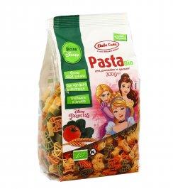 """Pasta Bio di Grano Duro con Pomodori e Spinaci """"Princess Disney"""""""