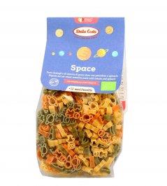 Pasta Semola Grano Duro con Pomodoro e Spinaci  - Space