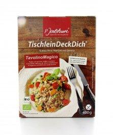 Il Tavolino Magico (Tischlein Deck Dich) - Pasto con Quinoa, Miglio e Verdure