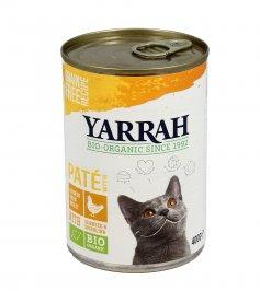 Patè di Pollo e Alghe per Gatti