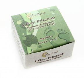 Fiore Frizzante Pediluvio - Basilico
