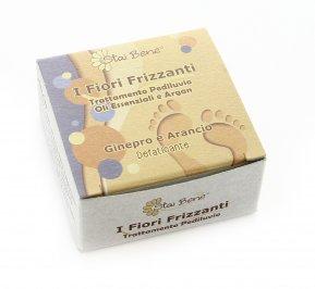 Fiore Frizzante Pediluvio - Ginepro e Arancio