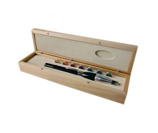 Penna da Cromopuntura e Reflessologia Integrata Simolux