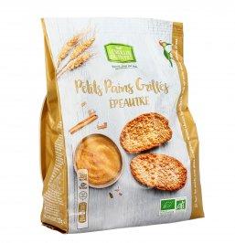 Crostini di Farro Integrale Bio - Petits Pains Grillés