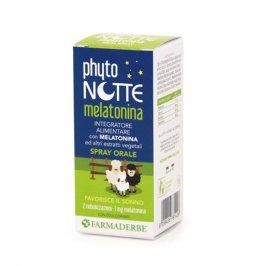 Melatonina Spray Orale - Phyto Notte