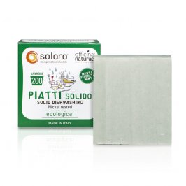 Detersivo Piatti Solido alla Menta Piperita - Solara