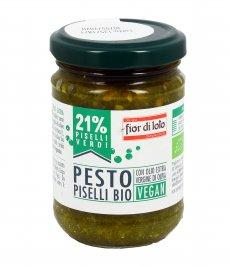 Pesto di Piselli Bio