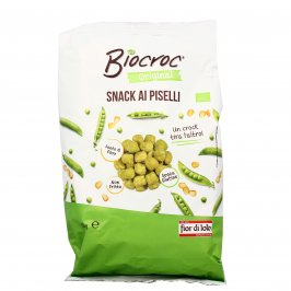 Snack di Piselli Verdi