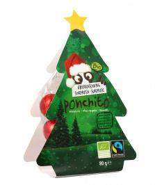 Albero di Natale Ponchito Miniballs