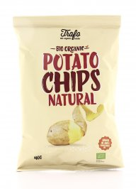 Potato Chips Natural Bio
