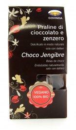 Praline di Cioccolato e Zenzero