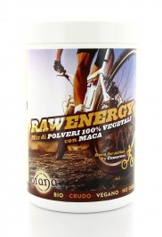 Raw Energy Bio - Mix di Polveri 100% Vegetali con Maca