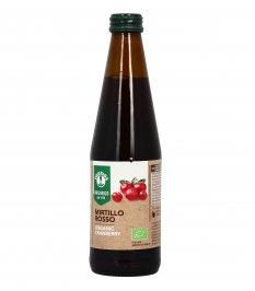 Succo di Mirtillo Rosso Puro