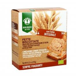 Fette Biscottate Integrali Bio