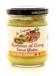 Happy Pop - Hummus al Curry