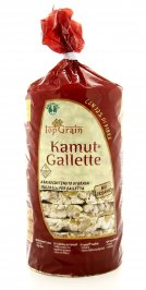 Top Grain - Gallette 100% Kamut - Senza Sale